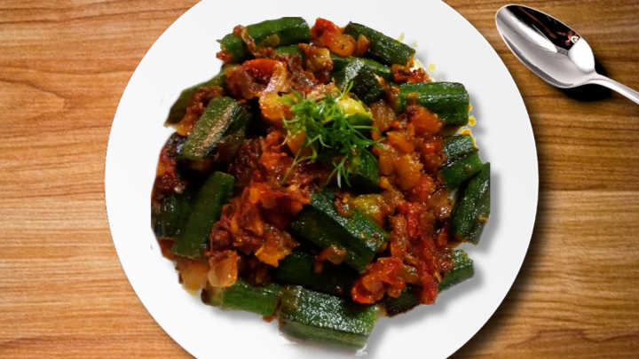 Bhindi Masala Indian Recipe