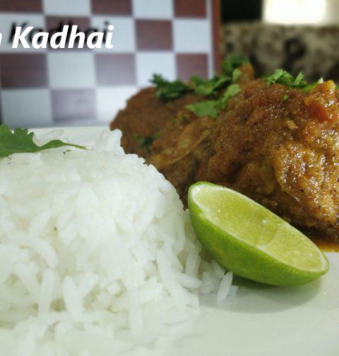 Kadhai Chicken Indian Recipe
